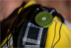 CLIPR BLUETOOTH HEADPHONE ADAPTER  - http://www.gadgets-magazine.com/clipr-bluetooth-headphone-adapter/