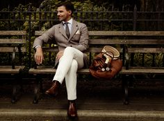 Fashion Blogger Style, Suit And Tie, Wimbledon, Dapper, Gentleman, Sexy, Menswear, Hipster, Street Style
