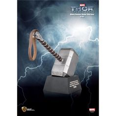 Thor The Mighty Hammer of Thor Replica