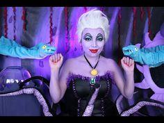 Arielle's Ursula Kostüm selber machen   maskerix.de