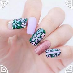 beautiful fall nail art design to copy now 20 ~ thereds.me : beautiful fall nail art design to copy now 20 ~ thereds. Light Pink Nail Designs, Light Pink Nails, Fall Nail Art Designs, Pink Nail Art, Pastel Nails, Nail Art For Girls, Nail Art Videos, Nagel Gel, Beautiful Nail Art