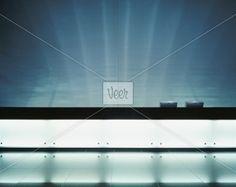 Illuminated structure on Veer