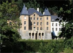 Château d'Ansembourg extérieur