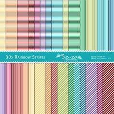 digital paper to download - stripes etc