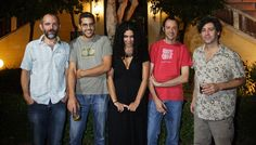 Συναυλίες στον Κήπο - 18/7: The Swing shoes feat.SugahSpank!  http://goo.gl/PSC4HB
