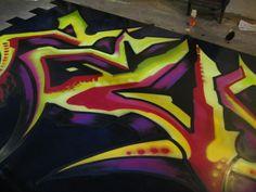 Graffiti by MMDrake