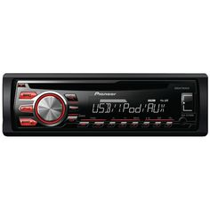 Pioneer Single-din In-dash Cd Receiver With Mixtrax Usb Pandora Ready & Android Music Support