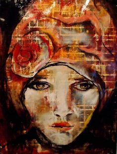 artist Shellie Lewis-Dambax