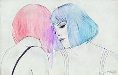 halsey, ghost, and art image