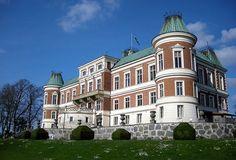 Häckeberga slott, Sweden