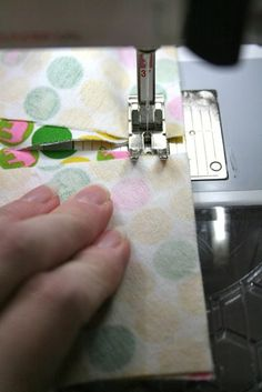 chain stitch on garments for speed and efficiency