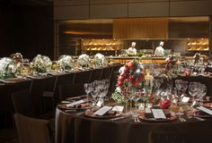 グランド ハイアット 東京(Grand Hyatt Tokyo) ショーキッチン付「レジデンス バジル」