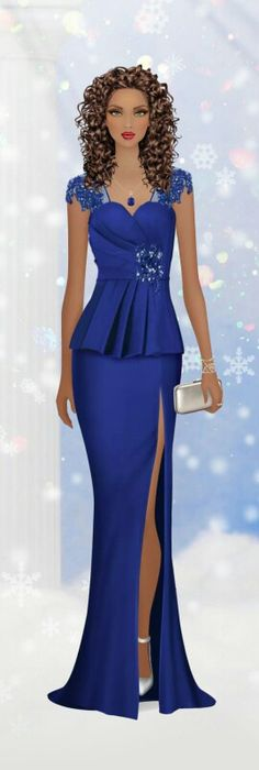 Covet Fashion Game. Look: 80's Prom
