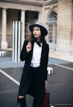Смарт-кежуал из блога The Fashion Cuisine