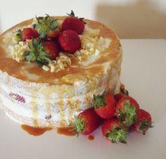 Naked cake, unaltra meraviglia nuda - Tortalandia Classics