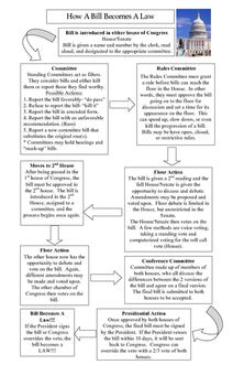 Detailed Bill to Law Flowchart- Great FREE resource that explains the bill to law process and adds the important details students need to know Note: This prints on legal size paper.