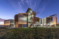 Gallery of NMMU B Ed Foundation Phase Building / The Matrix...cc Urban Designers & Architects - 6