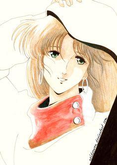 Misa Hayase -hand painted- by Neldorwen.deviantart.com on @deviantART