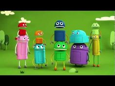 """Ten Little StoryBots - StoryBots Classic Songs - """"Ten Little StoryBots"""" is part of StoryBots' Classic Song series, in which the StoryBots sing and dance along to their own special versions of your child's favorite songs. Counting Songs, Math Songs, Kindergarten Songs, Preschool Songs, Preschool Letters, Songs For Toddlers, Kids Songs, Story Bots, Transition Songs"""
