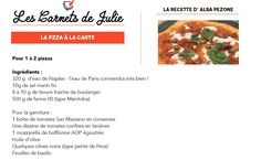 - Recettes - Les Carnets de Julie - France 3