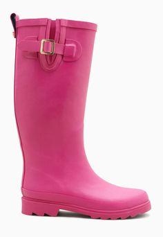Cizme de ploaie NEXT (165265-PINK) | Fashion Days