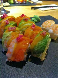 Sushi at Marukseki, Tampere Sushi, Japanese, Ethnic Recipes, Food, Japanese Language, Essen, Meals, Yemek, Eten
