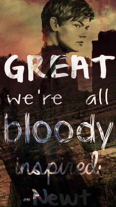Bloody Inspired Newt wallpaper by Padfoot390 - 8bfc - Free on ZEDGE™