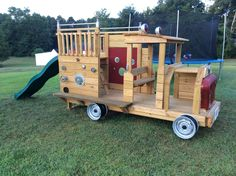 Fire truck for Grandkids -- Fires of Life story