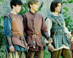 Narnia Cast, Narnia 3, Edmund Narnia, Lucy Pevensie, Edmund Pevensie, Narnia Costumes, Narnia Prince Caspian, Narnia Movies, William Moseley