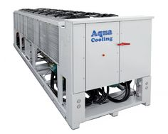 Industrial Aircooled EET Water Chillers from Aqua Group UK - Range of EET Water Chillers for hire/purchase - Call our engineers today Aqua Group, Natural Resources, Chill, Cool Stuff, Water, Industrial, Gripe Water, Industrial Music