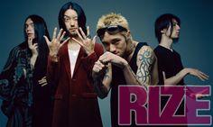 RIZEのメンバーの金子ノブアキ