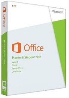 Microsoft Office 2013 Home and Student 32/64bit Lizenz