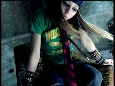 Image result for Avril Lavigne skater boy