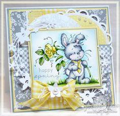 Scrap Bitz: A Dapper Wee Bunny!!
