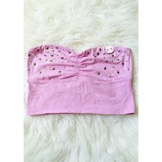 VS MEDIUM BANDEAU NWT, pastel purple bandeau, size medium, from Victoria's Secret , & has cute little studs located on front.  ~ I DO NOT SWAP, SO PLEASE DON'T ASK. YOU WILL BE IGNORED.  ~ I NO LONGER HOLD MY ITEMS, FIRST COME FIRST SERVE.   ~YOUR PURCHASE WILL BE SHIPPED WITHIN 24-48 HOURS AFTER PURCHASED, FROM THAT POINT ON I CANNOT CONTROL HOW LONG IT WILL TAKE FOR THE SHIPPING SERVICE TO GET IT TO YOU. *PLEASE BE PATIENT*  ~I AM MORE THAN HAPPY TO MAKE YOU A BUNDLE. ALL BUNDLES WILL…