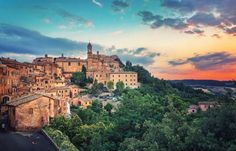 Montepulciano - Passport Life Oh The Places You'll Go, Places To Travel, Places To Visit, Dream Vacations, Vacation Spots, Destinations, Destination Voyage, Tuscany Italy, Italy Italy