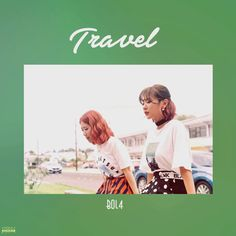BOL4 - Travel Album Cover #4 by Mar96Ra