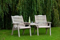 Anchor Fast Padstow Companion Bench - Simply Wood