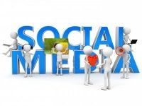 Twitter, face book etc. are the perfect mediums to establish social contacts by a brand with all its users and consumers.