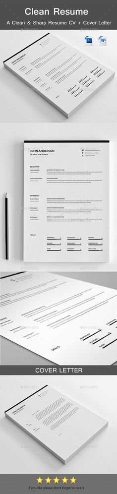 Job resume templates Job resume template, Job resume and Simple - professional resume paper