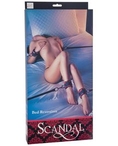 Scandal Bed Restraints