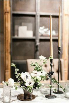 Bliss Floral Workshop with Sarah Winward // Photography by Maria Sundin