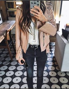 Paola Alberdi of Blank Itinerary wears the Natalie B. Sea Drops Lariat