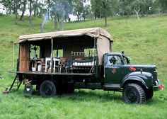 Beermoth Camper