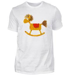 rocking horse T-Shirt T Shorts, Horse T Shirts, Rock T Shirts, Onesies, Horses, Mens Tops, Kids, Clothes, Fashion