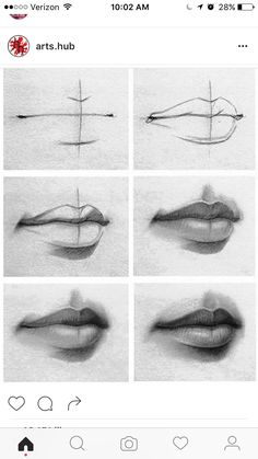 Boca labios lips mouth