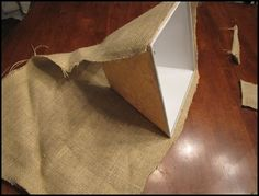 lampshade recover directions