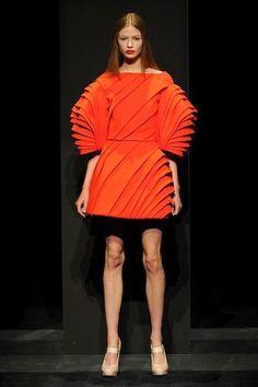 Photos du défilé Dice Kayek Haute Couture automne-hiver 2014-2015 - L'Express
