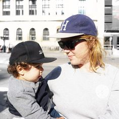 Infant baseball cap for the kid that wants to be like mom!