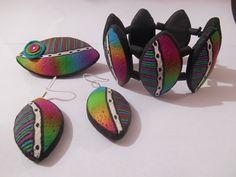 Šperky z polymerových hmot Fimo